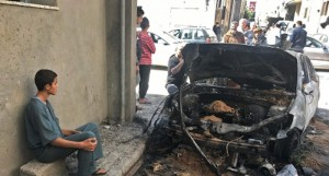 In Libia e' guerra totale_oltre 200 morti e 25 mila sfollati