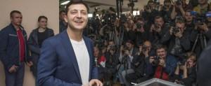 L'Ucraina sara' sepolta dalle risate_un comico eletto come presidente