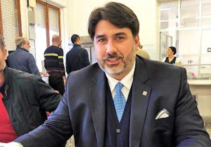 Presidente Regione Sardegna Christian Solinas