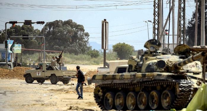 Prosegue la battaglia di Tripoli