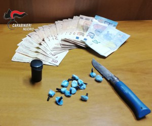 carabinieri_pasqua sicura, 4 arresti