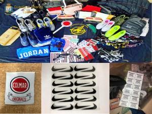 contraffazione gdf