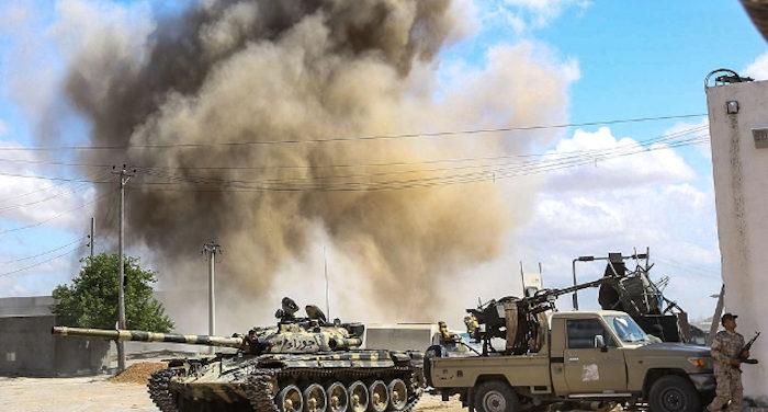 prosegue la guerra fratricida in Libia