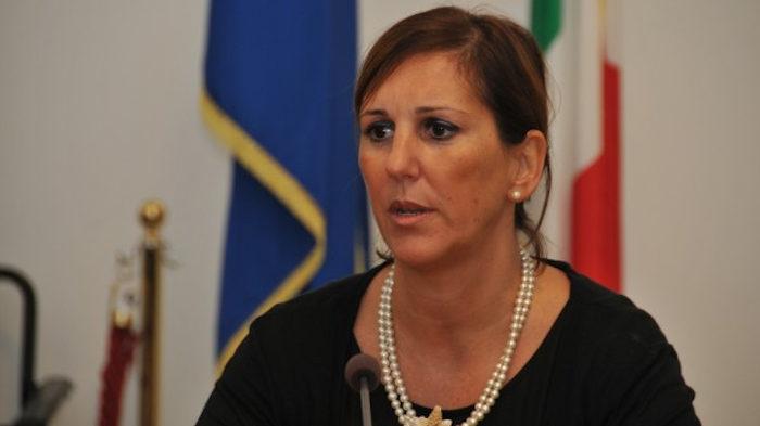 Alessandra Zedda Assesore Lavoro