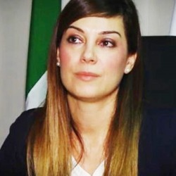Anita Pili giovane assessore all'Industria Regione sarda
