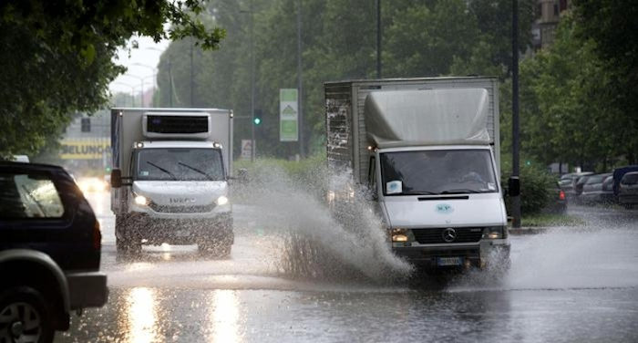 In Italia aspettando la primavera che non arriva si contano i danni_forti piogge e danni ingenti in tutta la nazione
