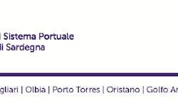 Logo autorita' portuale Sardegna