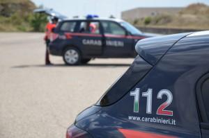 Posto di controllo carabinieri comp ottana