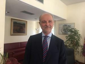 Questore di Cagliari Pierluigi d Angelo