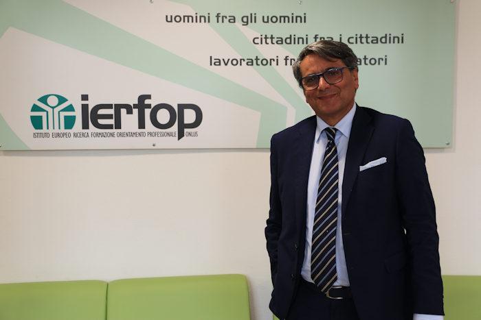 Roberto Pili eletto nuovo Presidente di Ierfop