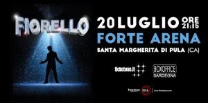 Fiorello torna al Forte arena il 20 luglio