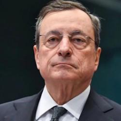 Mario Draghi vede nero per l'Italia Salviniana
