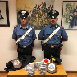 carabinieri quartu con due chili e mezzo di droga