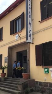 caserma compagnia carabinieri carbonia