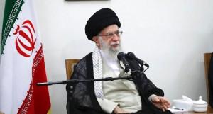 la Guida suprema Ali Khamenei cotro washington