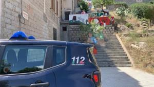 Armi_controlli dei carabinieri ad Orgosolo