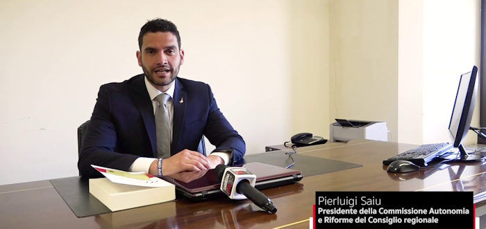 Pierluigi Saiiiu consigliere regionale Lega