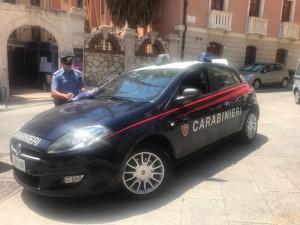carabinieri comp ca per furto in oratorio