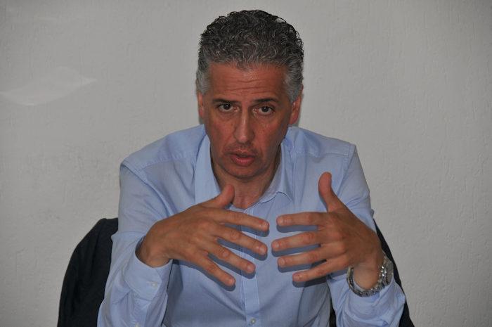 Assessore Lavori Pubblici Roberto Frongia