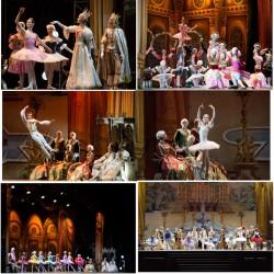 Grande successo del Balletto Russo al Forte Arena di Pula