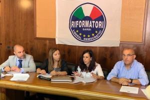 Riformatori su spopolamento Sardegna