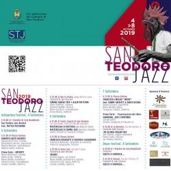 San Teodoro Jazz Festival 2019 - programma