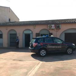 stazione carabinieri Flumini di Quartu