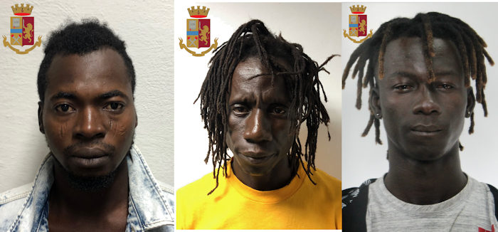 Arrestati dagli agenti del Gruppo Falchi Ca per droga