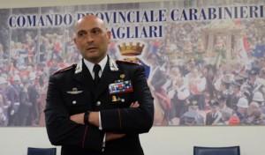 Col. Cesario Totaro nuovo comandante provinciale cc Cagliari