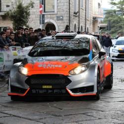 Partenza Rally Terra Sarda_2017 Tempio Pausania