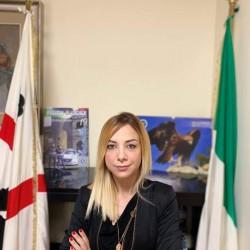 assessore regionale Valeria Satta degli Affari generali,