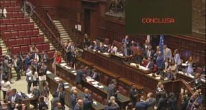 Approvata legge sul taglio dei parlamentari e senatori