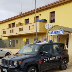 Caserma carabinieri Dolianova, sede compagnia cc