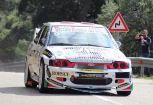 Ennio Donato_Ford Escort RS Cosworth_Porto Cervo Racing