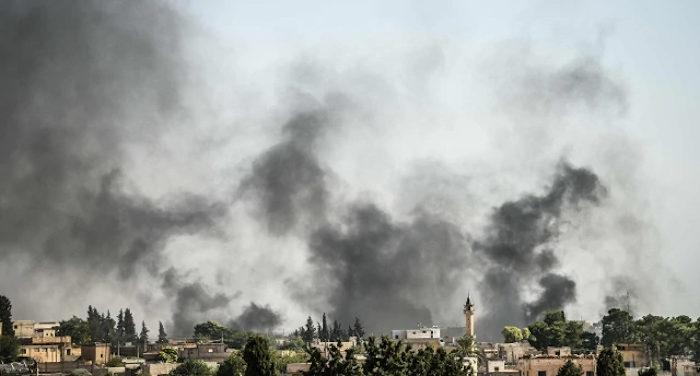 Erdogan con i suoi mezzi militari uccide gia' quasi 500 persone in soli due giorni