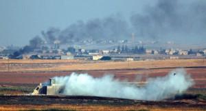 Il califfo turco Erdogan entra in siria per sterminare il popolo kurdo