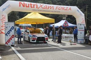 Mario Murgia_Mitsubishi Lancer Evo X_Porto Cervo Racing