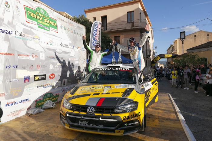 Musselli-Mele Rally Terra Sarda 2019