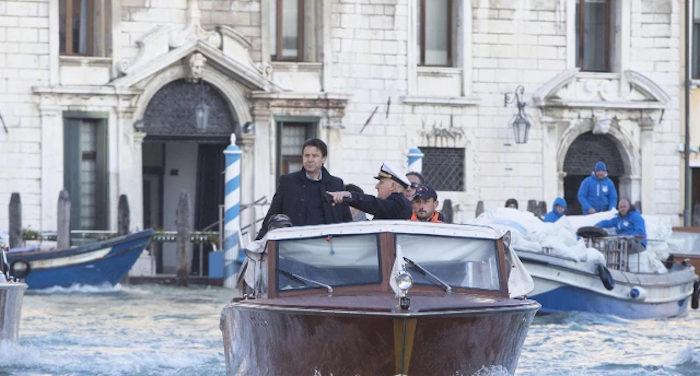 Conte anche oggi a Venezia_entro stasera decreto emergenza