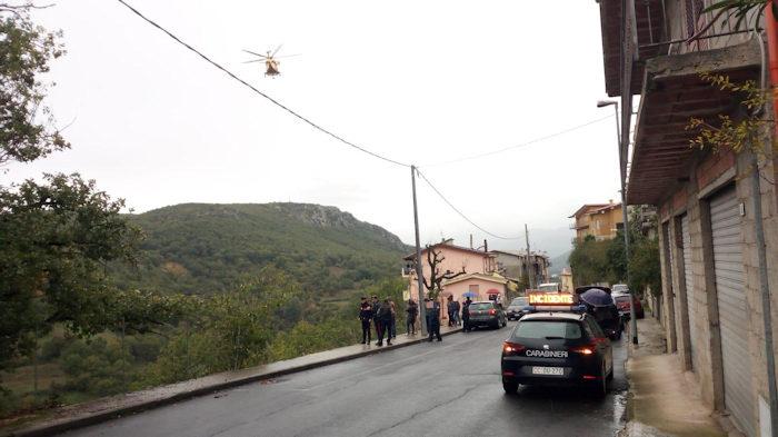 Incidente astradale a Gavoi_giovane di 20 anni ferito livemente