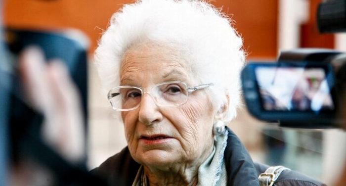Minacce a Liliana segre senatrice a vita