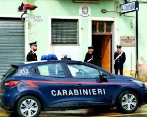 Stazione carabinieri Tertenia