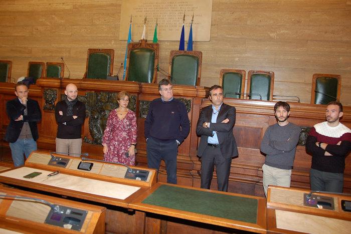 Cagliari - il presidente Tocco incontra l'associazione Farmacia politica