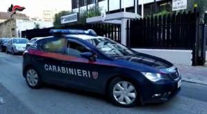 Comando provinciale cc di via Nuoro a Cagliari