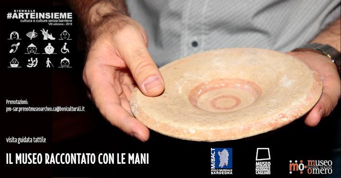 locandina arteinsieme MuseoArcheoCagliari