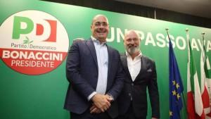 Elezioni regionali in Emialia Romagna_unica sicurezza Bonaccini