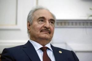 Il generale ribelle chiude i rubinetti del petrolio in libia