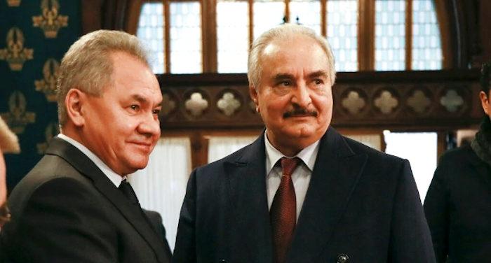 Libia_il dittatore Putin non convince i duellanti libici e nessun accordo