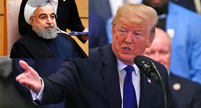 Trump e Kamenei_due pazzi allo scontro