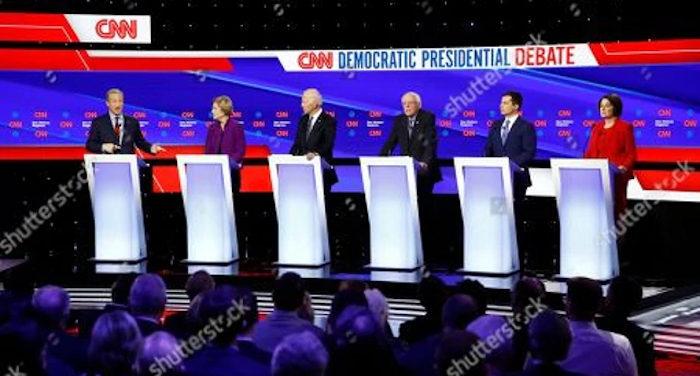 Usa_il tre febbraio prossimo primarie democratici